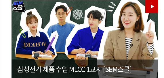 삼성전기 제품 수업 MLCC 1교시 [SEM스쿨]